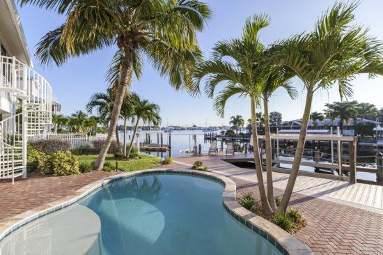 1/35: - The Harborside at Palermo with sweeping water views and luxury living on 2 levels - Code: Harborside at Palermo - Fort Myers Beach - rentals