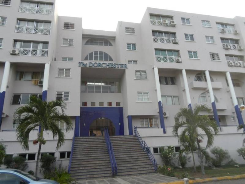Gate entrance - Home Away from Home Beautiful Two Bedroom Two Bathroom Condo - Kingston - rentals