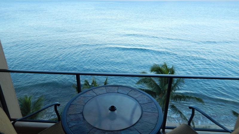 Your Lanai - Mahana, True Ocean Front - Lahaina - rentals
