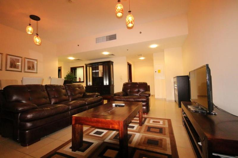 3 Bedroom apartment in JBR, near the main Walk - Image 1 - Emirate of Dubai - rentals