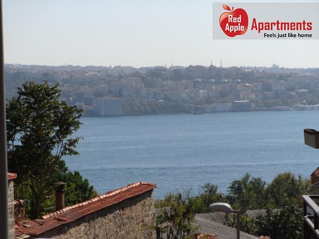 Executive apartment with sea view - 1663 - Image 1 - Istanbul - rentals