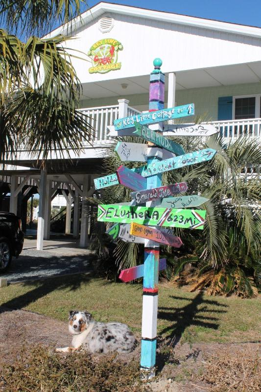 Keylime Cottage - Charming Cottage - Ocean Isle Beach Gem! - Ocean Isle Beach - rentals