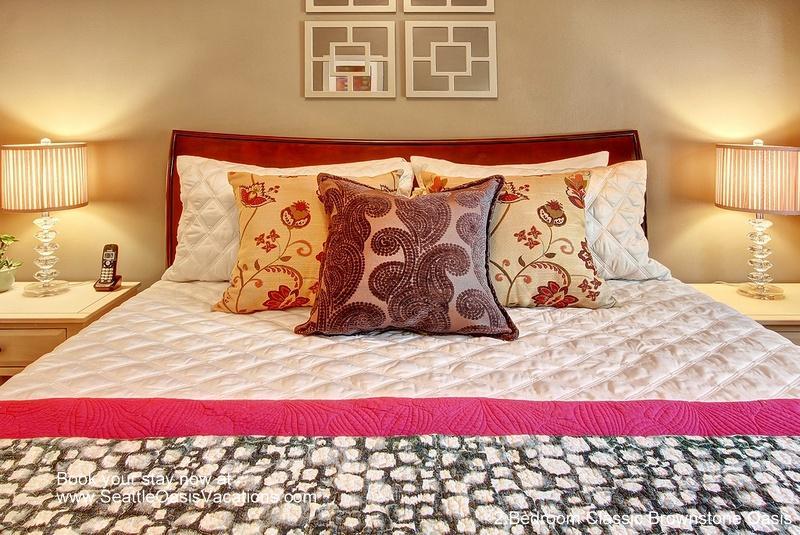 2 Bedroom Classic Brownstone Oasis - Image 1 - Seattle - rentals