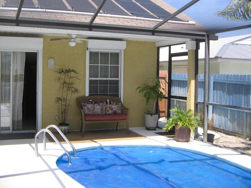 3 Bedroom Home Private Heated Pool, Pet Friendly. - Image 1 - Panama City Beach - rentals
