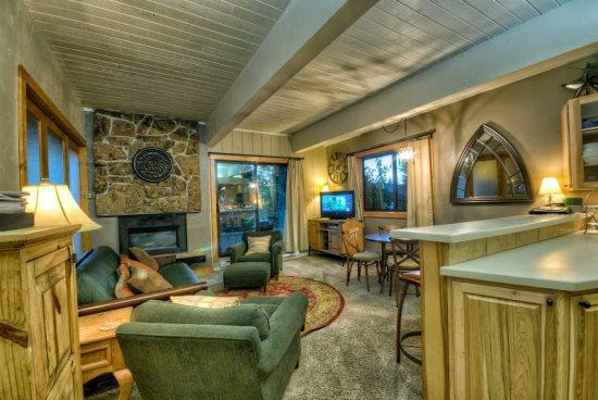 Living Area - Storm Meadows A111 - Steamboat Springs - rentals