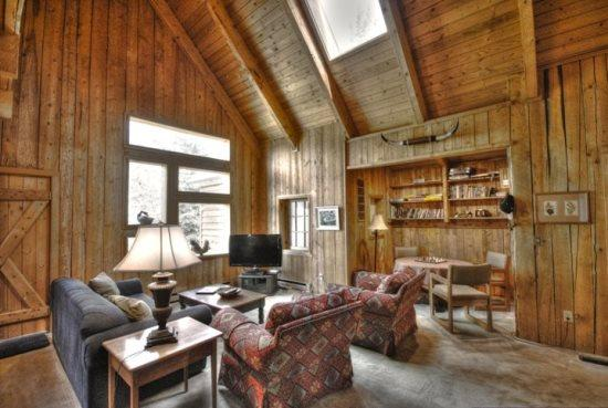 Living Area - Blue Spruce Chalet - Steamboat Springs - rentals