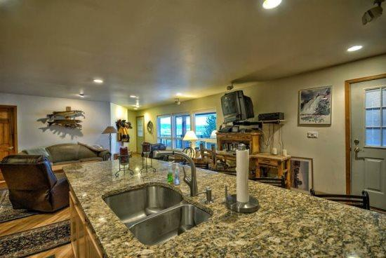 Fully Equipped Kitchen, Stainless Steel Appliances - Park Meadows C 1 - Steamboat Springs - rentals