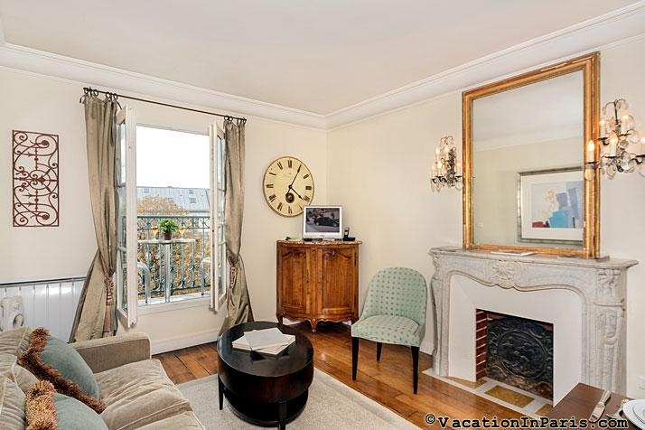 Stunning St. Jacques Two Bedroom - ID# 326 - Image 1 - Paris - rentals