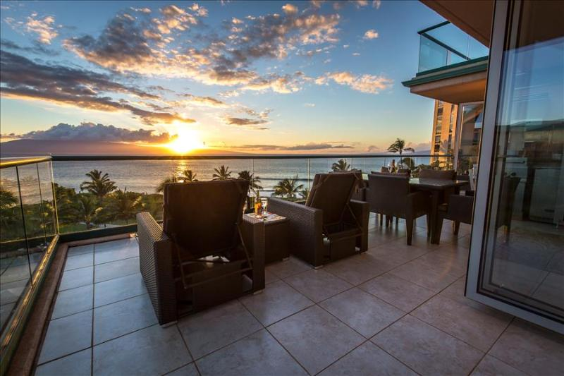 Maui Westside Properties: Konea 551 - Best Frontline 3 bedroom! - Image 1 - Ka'anapali - rentals