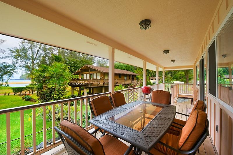 - Kalihiwai Hale - Kilauea - rentals