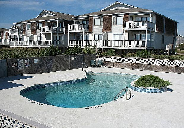 Oceanside West I - pool - Oceanside West I - A1 - Maulden - Ocean Isle Beach - rentals