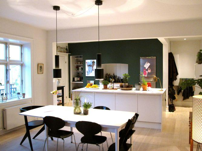 Ravnsborg Tvaergade Apartment - Refurnished Copenhagen apartment at trendy Noerrebro - Copenhagen - rentals