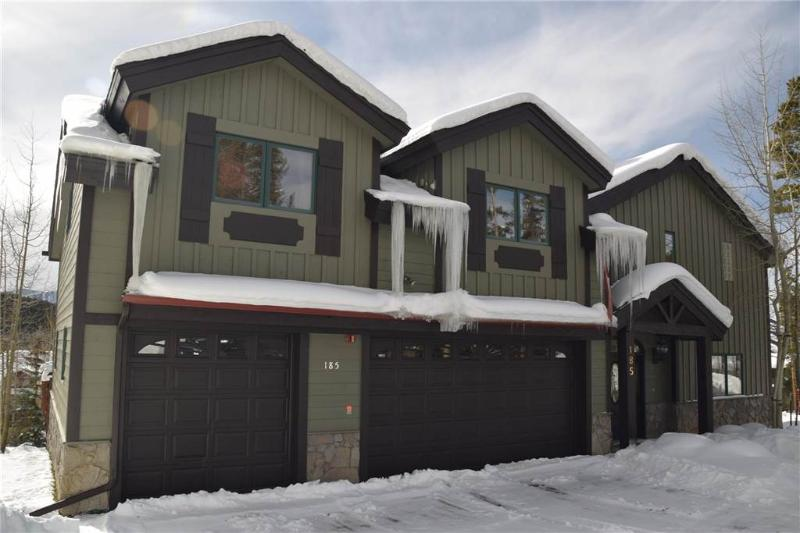 Beautifully Appointed  6 Bedroom  - 185 S Fuller Placer - Image 1 - Breckenridge - rentals