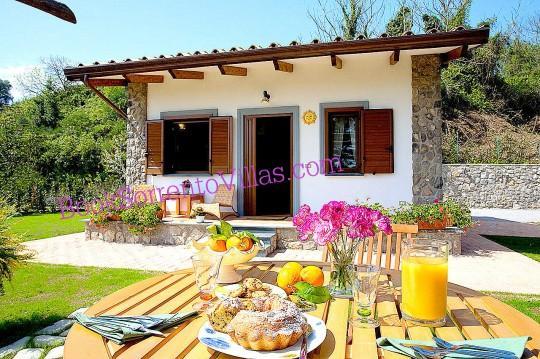 VILLA ISAURA A - SORRENTO PENINSULA - Sant'Agata Sui Due Golfi - Image 1 - World - rentals