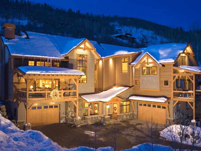 Magnificent mountain lodging - Brown Bear Chalet - Steamboat Springs - rentals
