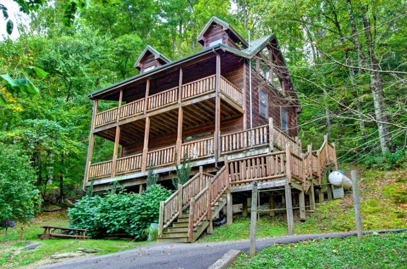 CABIN OF DREAMS - Image 1 - Sevierville - rentals