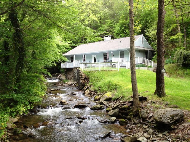 GERVINWOLD CREEKSIDE - Image 1 - Gatlinburg - rentals