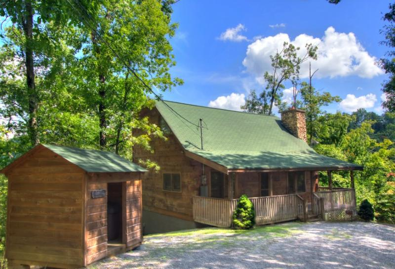 COVE CREEK LODGE - Image 1 - Sevierville - rentals