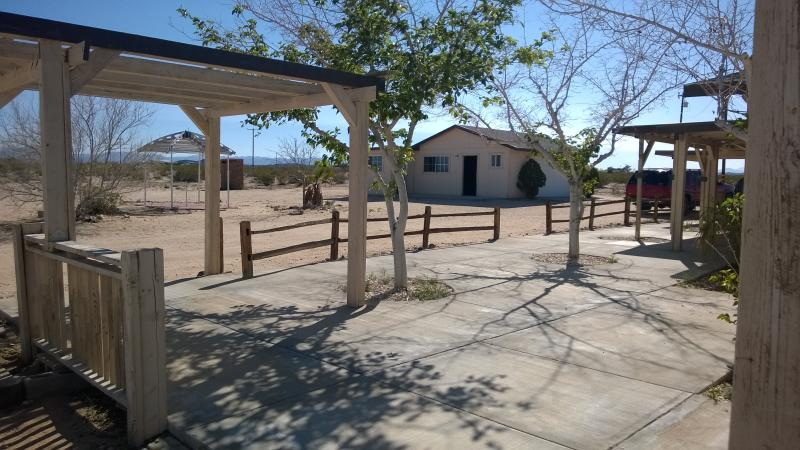 peace & solitude - Hacienda Refugio - Privacy with Stunning Views! - Joshua Tree - rentals