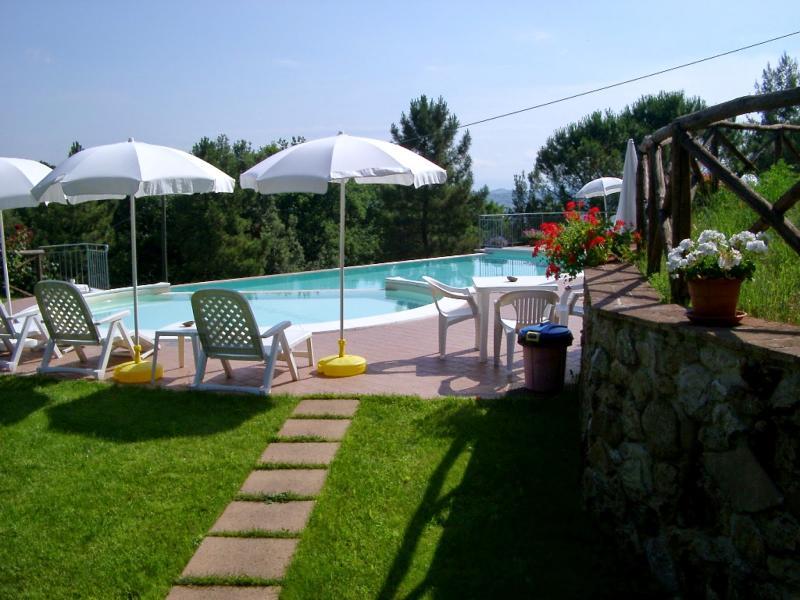 7 bedroom Villa in Castelnuovo Val di Cecina, San Gimignano, Volterra and surroundings, Tuscany, Italy : ref 2294034 - Image 1 - Montecastelli Pisano - rentals