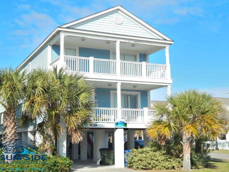 Blue Hawaiian - Image 1 - Surfside Beach - rentals