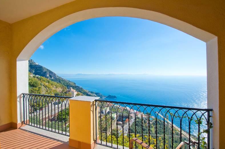 Villa le Arcate Furore - amalfi Coast - Image 1 - Furore - rentals
