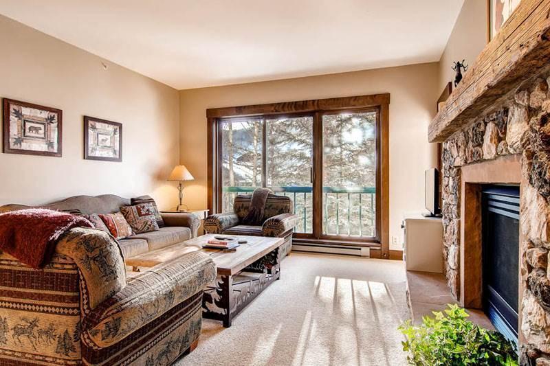 Borders Lodge - Upper 108 - Image 1 - Beaver Creek - rentals