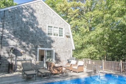 Spacious East Hampton Home with Heated Pool - Image 1 - East Hampton - rentals