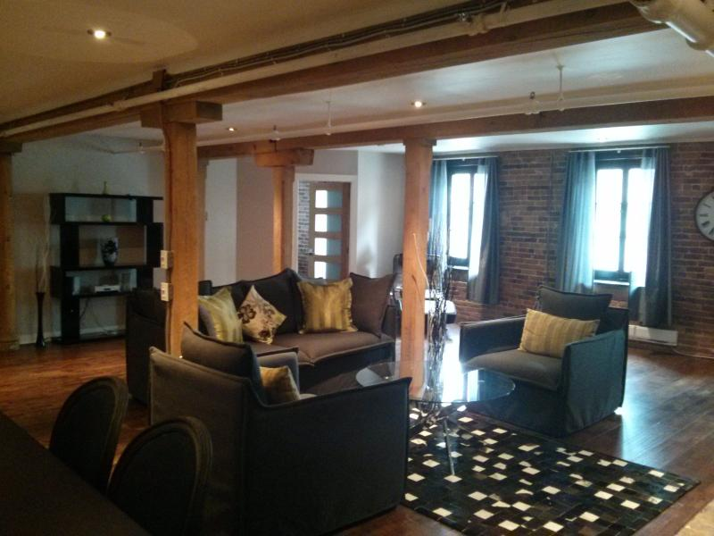 2 bedroom apartment- Charming Old Montreal - Image 1 - Montreal - rentals
