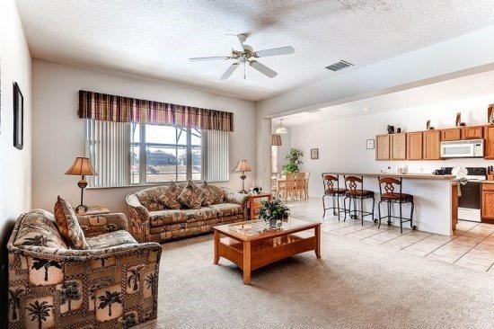 5 bedroom 4.5 bathroom Pool Home Located In Windwood Bay. 113BLL - Image 1 - Orlando - rentals