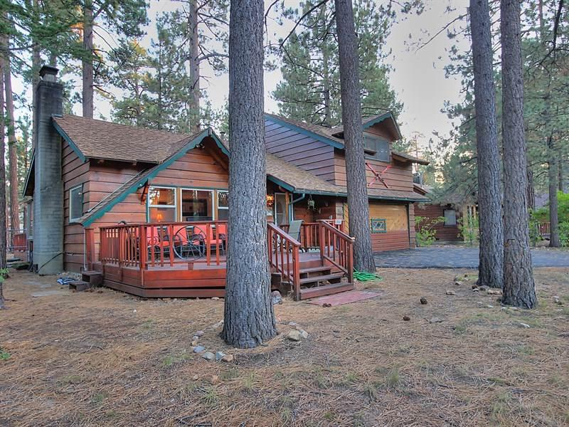 Pooh Bear's Hollow #583 - Image 1 - Big Bear Lake - rentals