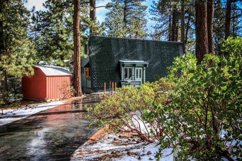 Summit Paradise #845 - Image 1 - Big Bear Lake - rentals