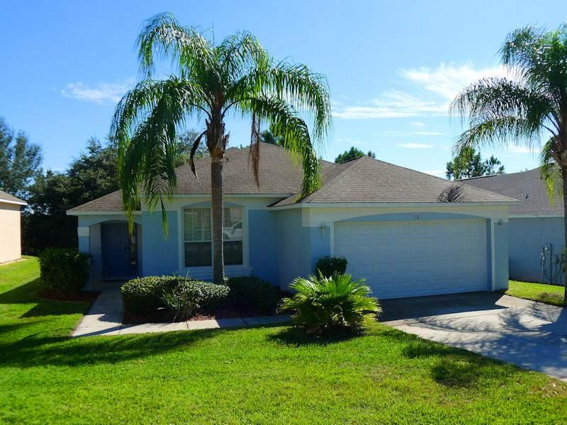 Beautiful home in sunny Florida near Disney - WL1687E - Image 1 - Haines City - rentals