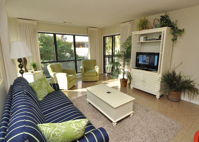 15-16 Moorings - Beautiful 2 Bedroom Palmetto Dunes Villa! - Image 1 - Hilton Head - rentals