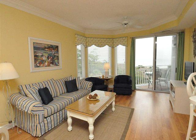 2411 SeaCrest - Oceanview, 4th Floor and renovated. - Image 1 - Hilton Head - rentals