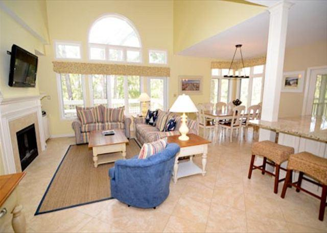 7636 Huntington- 5 Bedrooms & Quick walk to the Beach- Beautiful! - Image 1 - Hilton Head - rentals