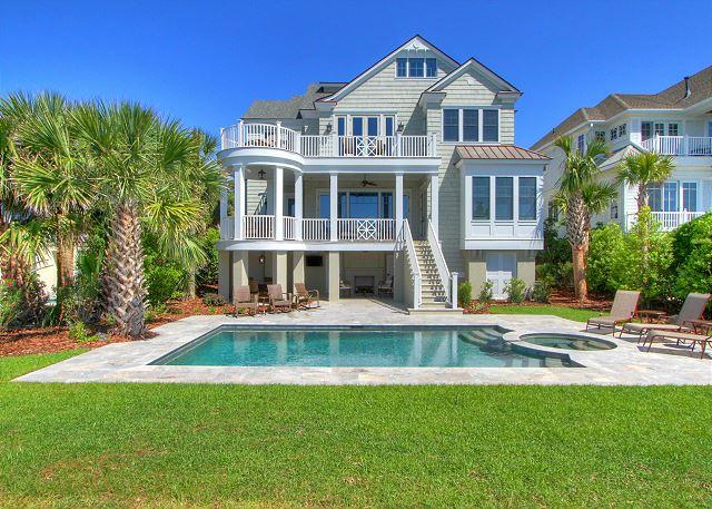 Exterior - 31 Dune Lane -Oceanfront , New & Beautiful - Hilton Head - rentals