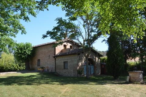 Le Tortore villa - Siena San Fabiano cottage, air conditioning, pool - Siena - rentals
