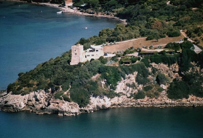 The Spanish Tower Villa rental near Grosseto - Tuscany - Image 1 - Talamone - rentals