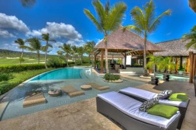 Gorgeous 5 Bedroom Home in Punta Cana - Image 1 - Punta Cana - rentals