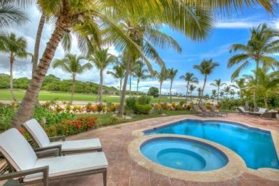 3 Bedroom Golf Villa in Punta Cana - Image 1 - Punta Cana - rentals