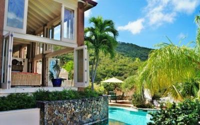 Stunning 2 Bedroom Villa in Tortola - Image 1 - Tortola - rentals
