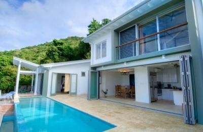 Fantastic 4 Bedroom Villa in Smugglers Cove - Image 1 - Tortola - rentals