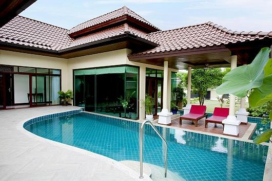 Bang Tao Villa 3 - Image 1 - Thalang - rentals