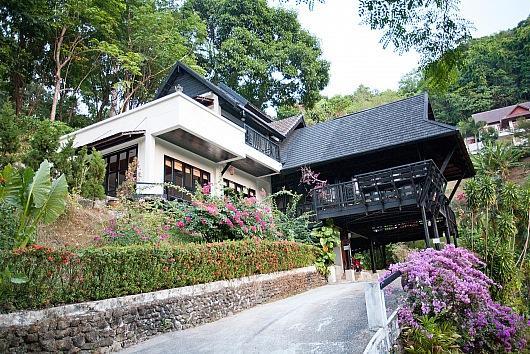 Stunning hillside pool villa at Patong - Image 1 - Kathu - rentals