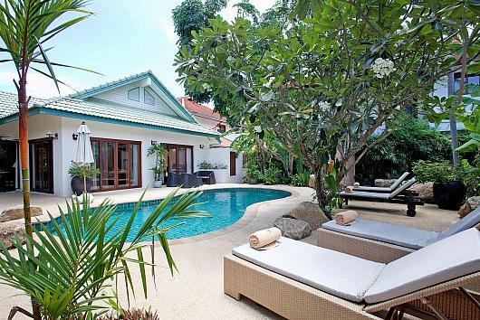 Lamai Beach Village House - Image 1 - Koh Samui - rentals
