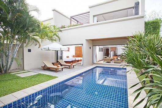 Diamond Villa Duplex 2Bed No.216 - Image 1 - Thalang - rentals
