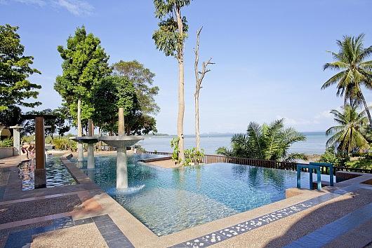 Krabi Beachfront Resort Oceanside Suite - Image 1 - Sai Thai - rentals