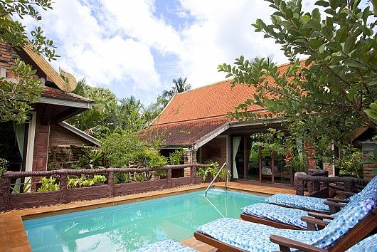 Orchard Paradise Villa - Image 1 - Pak Nam - rentals