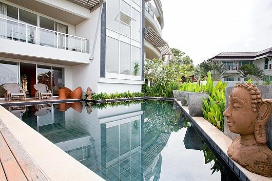Long Beach Mountain-View Apartment 1B - Image 1 - Koh Lanta - rentals